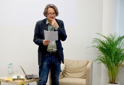 Wykład prof. Ryszarda Koziołka